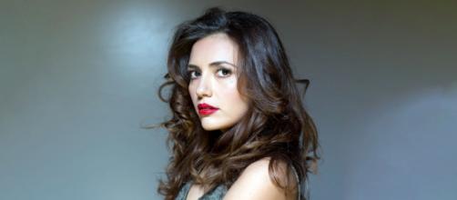 Serena Rossi protagonista della nuova fiction Rai Mina Settembre.