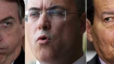 Witzel consegue desagradar de uma vez só Bolsonaro e Mourão