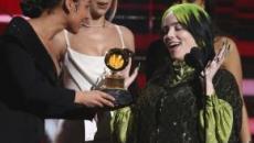 Grammy 2020: Rosalía se lleva su primera estatuilla y Billie Eilish consigue cuatro
