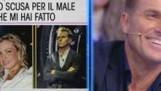 Live - Non è la D'Urso, Pasquale Laricchia replica all'ex Victoria: 'Mai stato violento'
