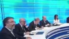 Emilia-Romagna, Salvini deriso nello studio di La7, Mentana: 'Piange il citofono'