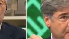 Post del M5S contro sarcasmo di Feltri e Del Debbio su Di Maio: 'Vergogna'