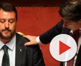 Giuseppe Conte a Otto e mezzo attacca Matteo Salvini.