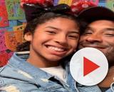 Kobe Bryant e sua filha Ginna morreram em um acidente aéreo. (Arquivo Blasting News)