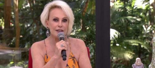 Ana Maria Braga contou que está com câncer no pulmão. (Arquivo Blasting News)