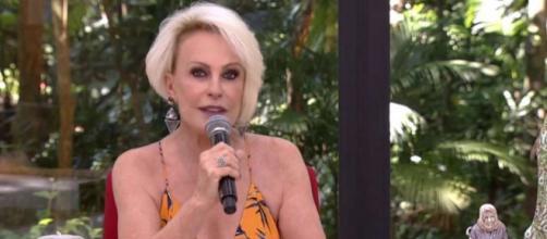 Ana Maria Braga revela estar com câncer no pulmão. (Arquivo Blasting News)