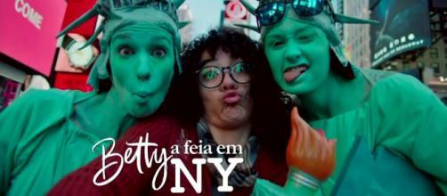 """""""Betty"""" estreou com boa audiência pelo SBT. (Divulgação/SBT)"""