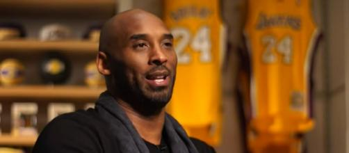 Bryant spent his entire 20-year NBA career with the Lakers (Image Credit: ESPN/YouTube)