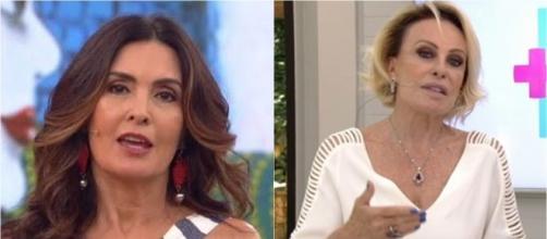 Esta é a terceira vez que Ana Maria lutará contra um câncer no pulmão. (Reprodução/Rede Globo)