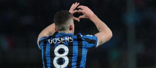 Gosens, il calciatore dell'Atalanta osservato speciale di mezza Europa.