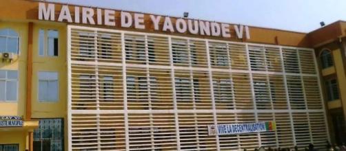 Inauguration de la nouvelle Mairie de Yaoundé 6 le 23 janvier 2020 (c) Odile Pahai