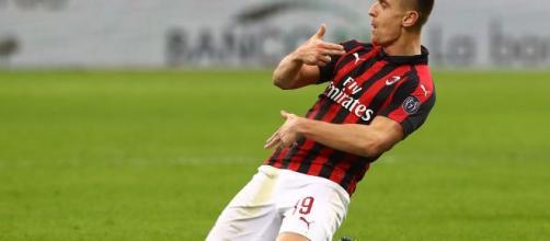Pioli sceglierà Piatek come titolare nel match di Coppa Italia.