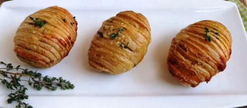 Una patata media apporta potassio e fibre ad azione benefica sul sistema cardiovascolare.
