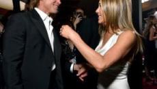 Brad Pitt e Jennifer Aniston, secondo le indiscrezioni degli amici è di nuovo amore