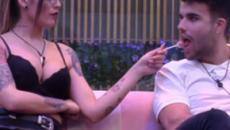 'El Tiempo del Descuento': Nuria y Pol mostraron su atracción en un baile muy romántico