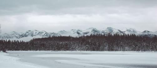 Alaskan Mountains, Anchorage. [Photo by Anél du Preez]