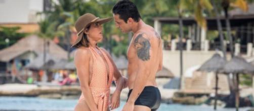 Alexia e Renzo se envolverão em 'Salve-se Quem Puder'. (Reprodução/TV Globo)