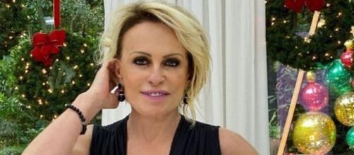 Ana Maria é homenageada pela equipe do 'Mais Você'. (Reprodução/TV Globo)