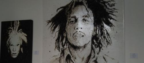 Arte Fiera 2020, Bob Marley di Enzo Fiore