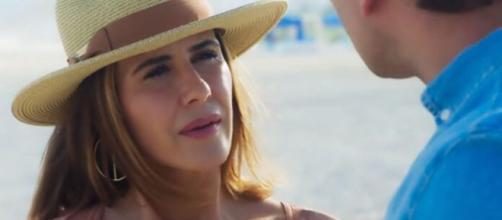 As protagonistas serão perseguidas por criminosa internacional em 'Salve-se Quem Puder'. (Reprodução/TV Globo).