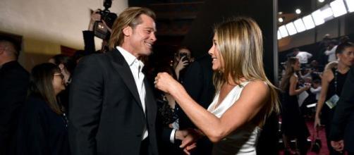 Brad Pitt e Jennifer Aniston potrebbero tornare a fare coppia.