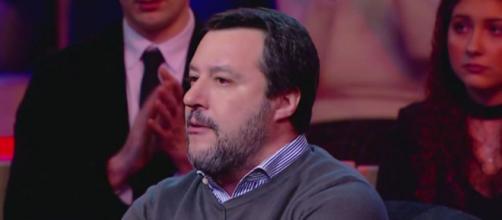 Matteo Salvini minaccia di denunciare il governo per il caso Ocean Viking