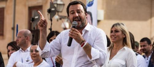 Matteo Salvini sarà ospite di Porta a Porta nella puntata del 28 gennaio.