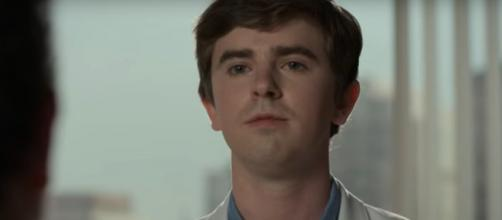 Shaun Murphy (Freddie Highmore) elaborates on his simple joys in life on 'The Good Doctor.' [Image Source: ABC/YouTube]