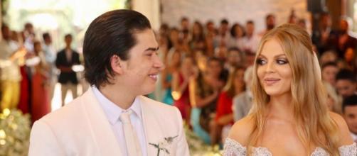 Whindersson Nunes e Luísa Sonza são casados há quase dois anos. (Arquivo Blasting News)