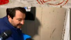 DiMartedì, Fornero contro Salvini al citofono, Sgarbi lo difende: 'Gesto non squadrista'