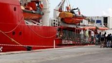 Ocean Viking sbarca a Taranto, Fusaro: 'Tempismo perfetto, subito dopo le elezioni'