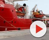 La Ocean Viking è sbarcata a Taranto