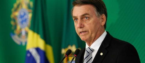 Bolsonaro comenta sobre coronavírus. (Arquivo Blasting News).
