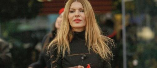 GF Vip, Rita Rusic in nomination.