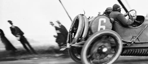 Jacques Henri Lartigue, Grand Prix de l'Automobile Club de France
