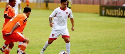 Jogador tem passagem pelo Desportivo Brasil (Divulgação Desportivo Brasil).
