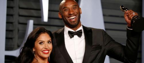 Kobe y Vanessa Bryant, en 2018. - semana.es