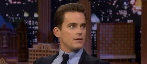Matt Bomer is known for his resemblance to Brady (Image Credit: The Tonight Show Starring Jimmy Fallon/YouTube)