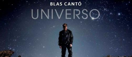 Portada de la canción de 'Universo' de Blas Cantó