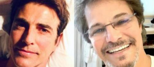 Reynaldo Gianecchini, Edson Celulari e Bruno Gagliasso são dispensados da Globo. (Arquivo Blasting News)