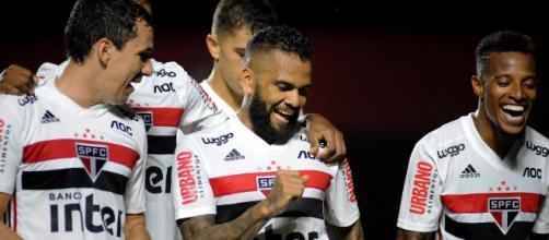 São Paulo lidera sua chave. (Arquivo Blasting News)