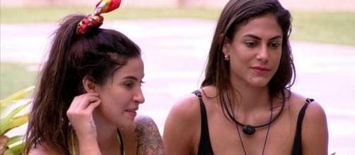 Sisters elegem homem mais bonito do 'BBB20'. (Reprodução/TV Globo)