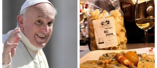 Bergoglio strattonato, ristorante di Napoli lancia un nuovo piatto: i 'Paccheri del Papa'