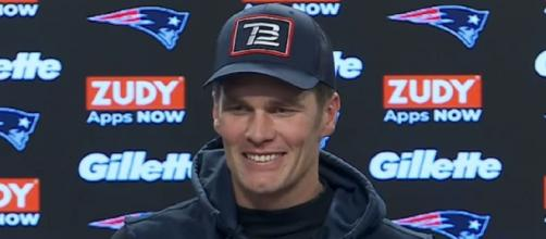 Brady has an impressive 30-10 record in the postseason (Image Credit: New England Patriots/YouTube)