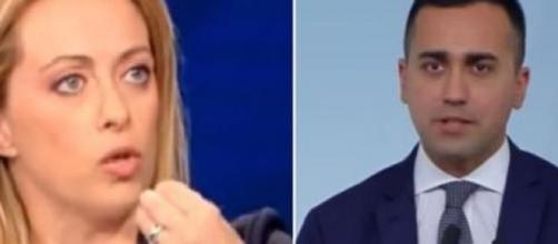 Giorgia Meloni critica nei confronti del M5s e Luigi Di Maio riguardo alla questione banche.