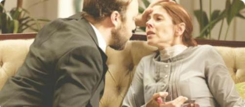 Il Segreto spoiler: Fernando pone fine alla vita di Dori dopo averla baciata