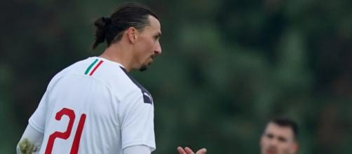 Milan, esordio in amichevole per Zlatan Ibrahimovic.