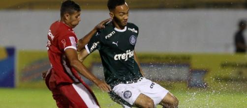 Palmeiras venceu de virada. (Arquivo Blasting News)