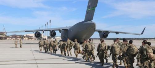 Trump enviará milhares de soldados adicionais ao Oriente Médio. (Arquivo Blasting News)