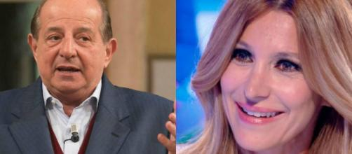Grande Fratello Vip: Giancarlo Magalli forse ospite per un confronto con Adriana Volpe.